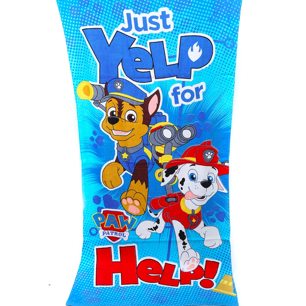 Personalized Paw Patrol Beach Towel: Online Buy Wholesale Cotton Beach Towel From China Cotton