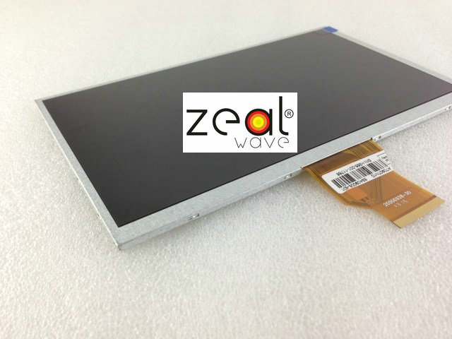 50 pin 9 Inch Innolux AT090TN10 LCD Screen Panel Display  800*480 for Tablet pc GPS MP4 MP5 11 0 inch lcd display screen panel lq110y3dg01 800 480