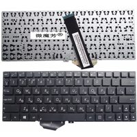 RU Black 100 New Laptop Russia Keyboard FOR ASUS VivoBook X102BA X102