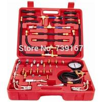 Auto Injector Compression Detector Tool Car Fuel Injection Pressure Diagnostic Tester gauge Tool Kit 0 140 PSI ST0100