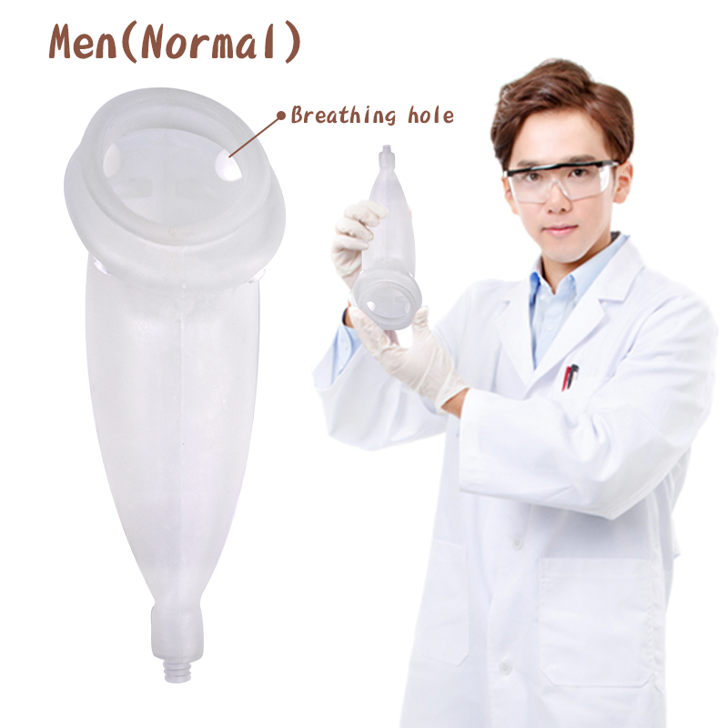 Silicone Adults Urinal with Urine Catheter Bags for Man Woman and Old Men male female Toilet Pee Loo with Non Return Valve+ 2bag 50 pcs 25mm 30mm 35mm40mm male external catheter single use disposable collector latex urine pick urinal bag