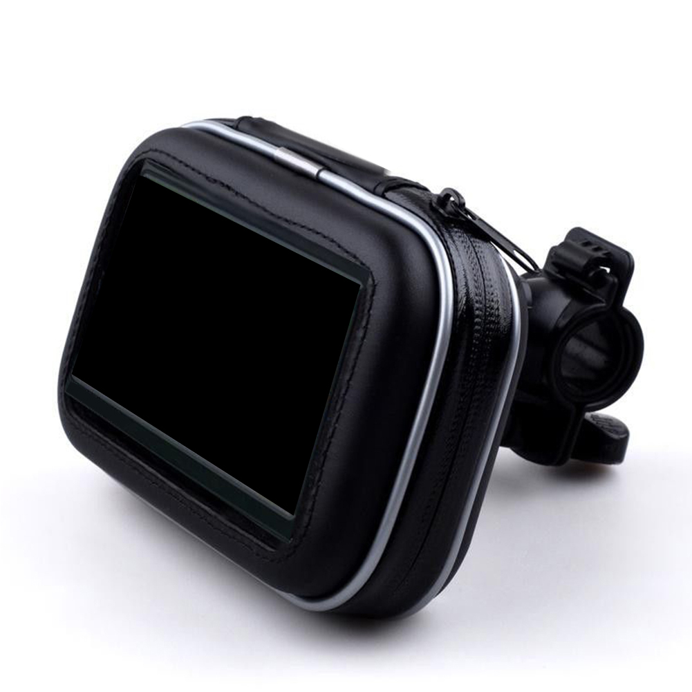 Waterproof Motorcycle  Mount Holder  Bag GPS Waterproof  for GPS  NUVI