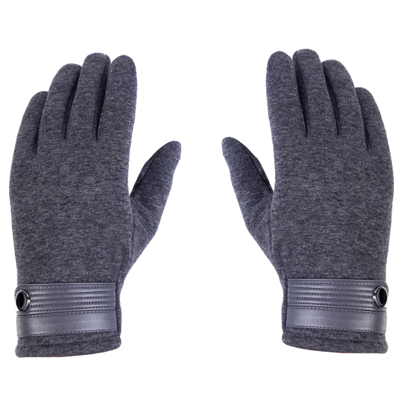 3ebab4d9c A pair of knitted cotton gloves. Comfortable to wear, keep your hand warm.  Material: knitted cotton