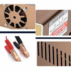 Image 4 - Cargador de batería automático para coche, 12v, 24v, reparación inteligente de pulsos, 100Ah