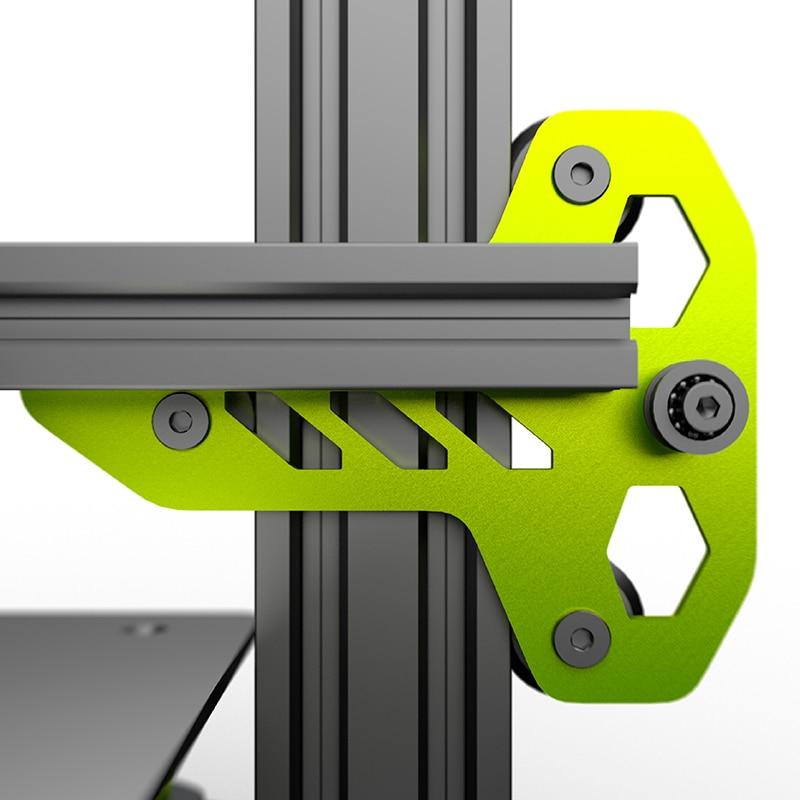 TEVO Tarantula TEVO imprimantes 3D imprimante 3D kit de bricolage imprimante 3d impresora avec le plus récent contrôleur Borad impression Stable - 4