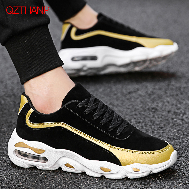 Casual black Sneakers Black Respirant Qualité Mode Adulte whi Chaussures Résistant Hommes Male whi gol red Mocassin Haute Formateurs Krasovki Zapatos Hombre FSqAxBnqEp