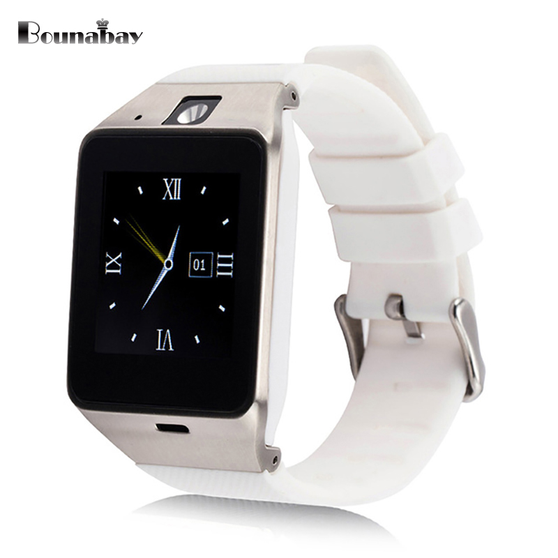 BOUNABAY Bluetooth Smart sport touch screen Multi-lingual watch for woman original ladies Android phone lady women 3g watches bounabay multi lingual smart bluetooth bracelet watch for women touch watches android ios phone ladies waterproof lady clock