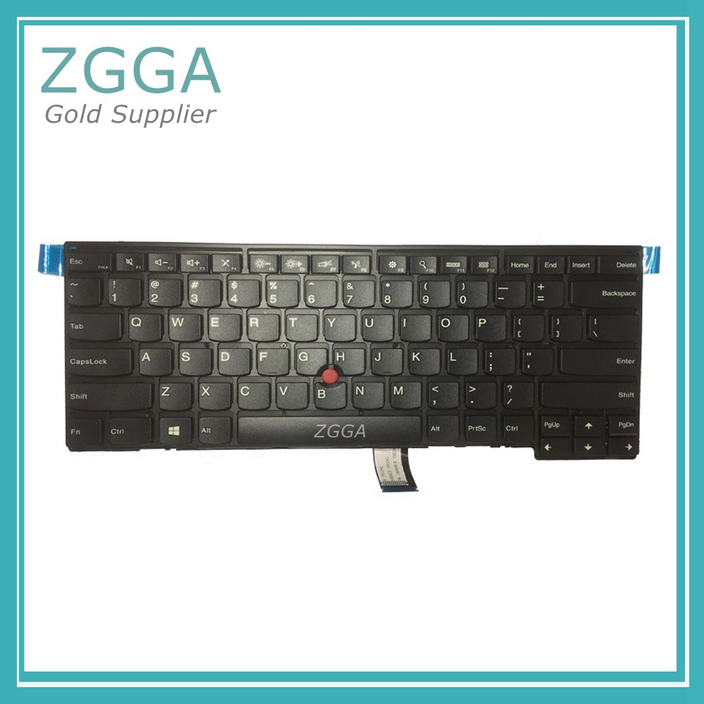 GENUINE US Backlit Keyboard for Lenovo ThinkPad T440 T440P T440S T431S T450 T450S T460 NEW Laptop Keyboards 04X0101 04X0139 new english laptop keyboard for lenovo thinkpad edge e530 e530c e535 us keyboard 04y0301 0c01700 v132020as3