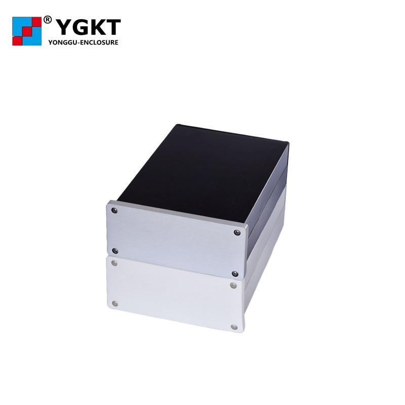 YGP-014 125-51-150 mm (W-H-L) aluminum enclosure project box electronic enclosure housing aluminum for electronic леска salmo team tournament nylon 150 014 ts4913 014
