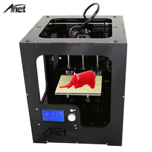 Newest Anet A3-S Full Assembled Desktop 3D Printer Precision Reprap Prusa i3 3D Printer with 10M Filament 16GB Card