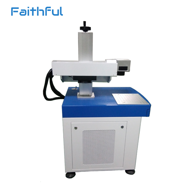 Металл, пластик УФ лазерной печати 5 Вт