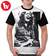 цены Rory Gallagher T Shirt Rory Gallagher T-Shirt 5x Funny Graphic Tee Shirt Summer Short-Sleeve Man Print 100 Polyester Tshirt