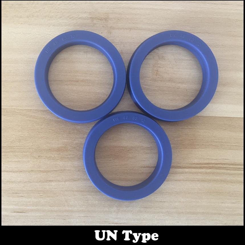 Polyurethane UN 40*48*8 40x48x8 40*50*8 40x50x8 U Cup Lip Cylinder Piston Hydraulic Rotary Shaft Rod Ring Gasket Wiper Oil Seal цена