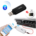 Bluetooth Audio Receiver For Sound System Speaker Car USB Wireless Music Adapter for Phone Tablet with TF Card Slot
