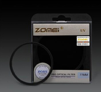 Free Shipping 100 High Quality Zomei 72mm 72 UV Protection Lens Filter For Nikon 18 200