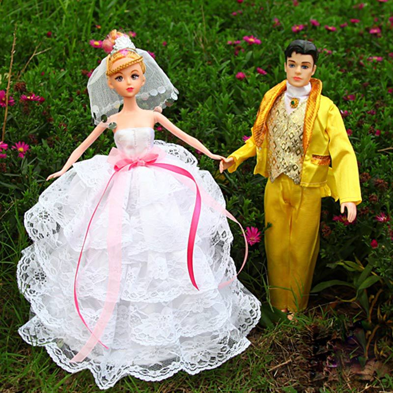 Love Wedding Gifts Prince Princess Beautiful And Handsome