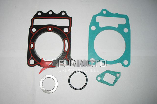 CYLINDER GASKET OF CFMOTO 150 CF CH150 WATER ENGINE FOR SCOOTER  UPPER AND LOWER CYLINDER GASKET AND SMALL GASKTES