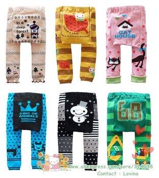Free shiping 18pics/lot export japan and eur factory  wholesale Pants,Baby Pants