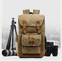 Outdoor Camera Bag Backpack Waterproof Photography Outdoor Water Resistant Canvas Bag Best Sale-WT outdoor water resistant backpack bag black