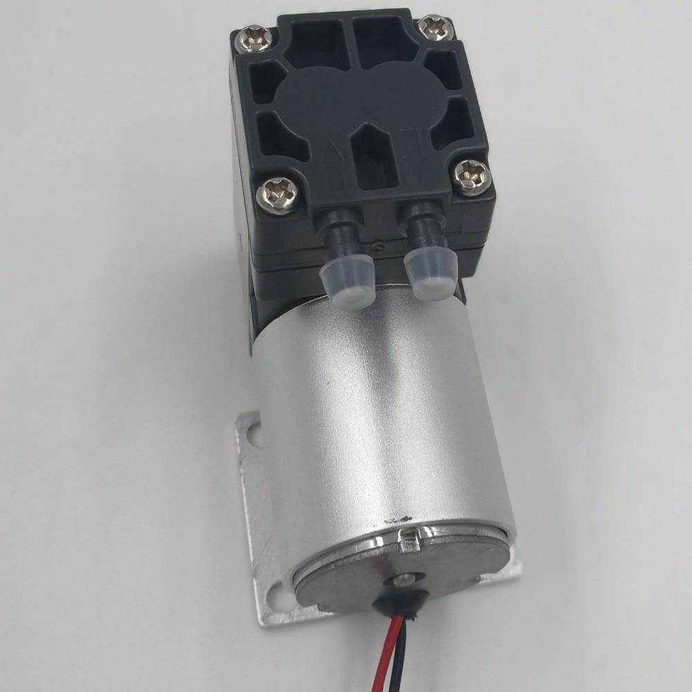 4L/M 95kpa pressure diaphragm electric small brushless vacuum pump 8l m 150kpa pressure electric diaphragm brushless juicer vacuum pump