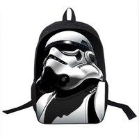 3D Yoda Backpack For Teenagers Girls Boys School Bag Star Wars Children Book Bags Jedi Sith