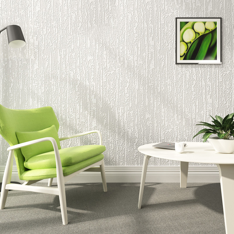 Modern Natural Fiber Solid Color Wallpaper Roll Texture 3D Embossed Diatom Non-woven Wallpapers for Living Room Bedroom Walls wallpaper for walls 3 d modern trdimensional geometry 4d tv background wall paper roll silver gray wallpapers for living room