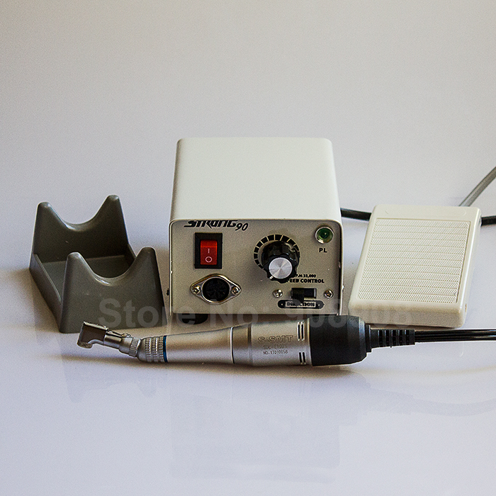 35000rpm E102S motor kontraszögű fogászati penész kézi - Elektromos kéziszerszámok - Fénykép 1