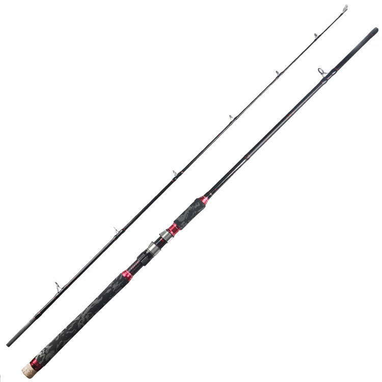 2018 new 2.28m boat fishing rod spinning casting carbon firber fishing rods 15kg super power best carbon rod cheap price pesca