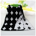 New INS Hot Sales Cross Knitted Blanket Baby Throws 100% Cotton Quilt Towel Soft Blankets print colors 102CM*76CM 320G
