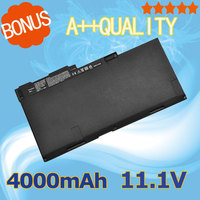 4000mAh Laptop Battery For HP HSTNN IB4R HSTNN DB4Q HSTNN L11C 5 717376 001 CM03XL CM03 CM03050XL 740 745 750 755 G1 G2 Series