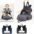 Детское сиденье для безопасности 2 в 1  портативное сидение для сидений  обеденный стул  многофункциональное сиденье для мам  сумка для подгу...