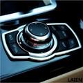 Botones multimedia reacondicionamiento Interior Accesorios Cubierta Del Coche Para BMW X3 X1 X5 X6 F01 F20 F30 F15