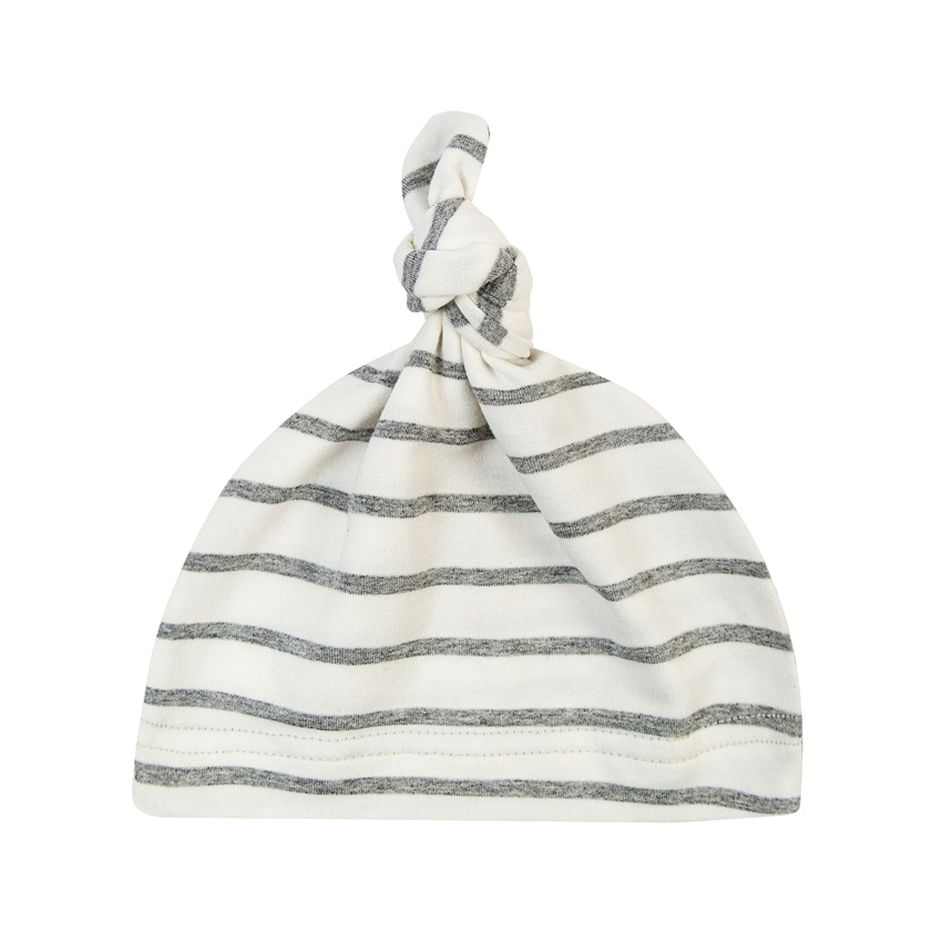 Cotton Newborn Baby Hat Rabbit Ears Baby Beanie Hat For Boys Girls Solid Striped Newborn Cap Ears Spring Summer Baby Tire Caps A