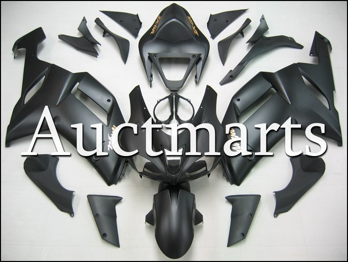 Fit for kawasaki ZX-6R 2007-2008 high quality ABS Plastic motorcycle Fairing Kit Bodywork ZX6R 07-08 ZX 6R CB14