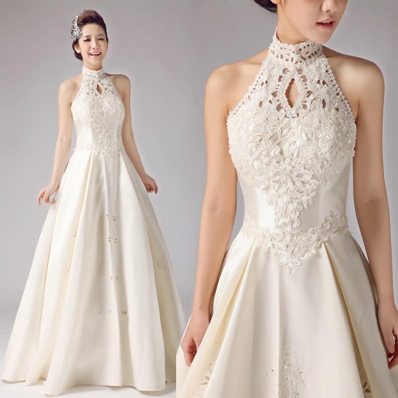 Turtleneck Wedding Dress: Stella Free Shipping Gown Turtleneck Wedding 2013 Vintage