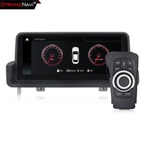 Image 3 - IPS screen Android 10.0 car GPS radio player navigation for BMW E90 E91 E92 E93 3 series  4G LTE  wifi BT 4GB RAM 64GB ROM