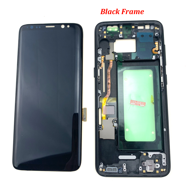 For-S8-plus-G950-lcd-with-frame-all-18