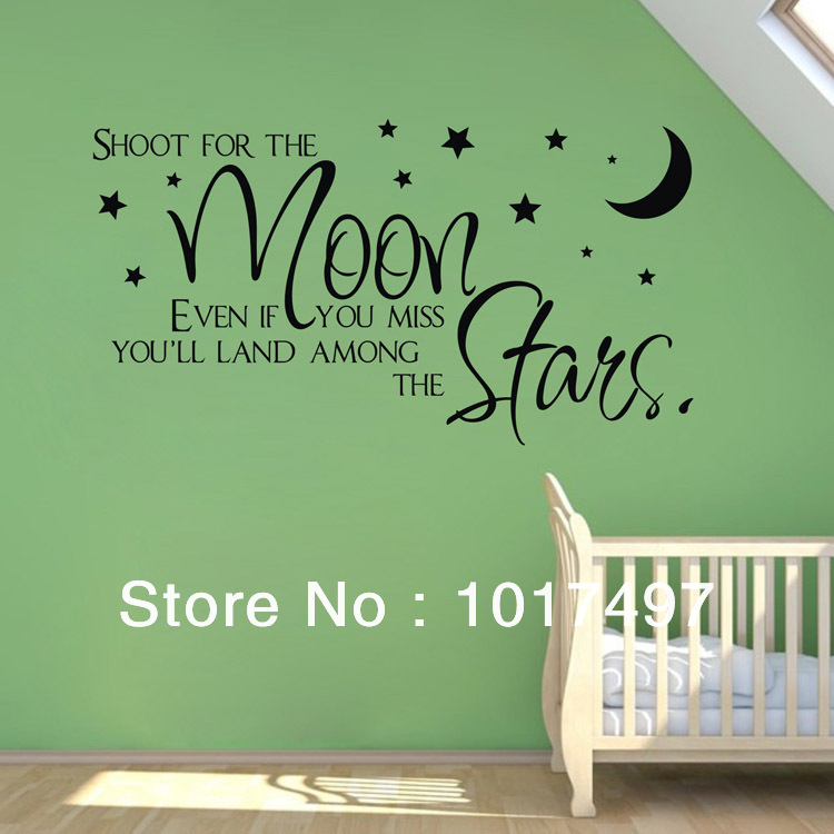 Online Buy Wholesale Baby Room Wall Decals Quotes From China Baby - Baby nursery wall decals sayings