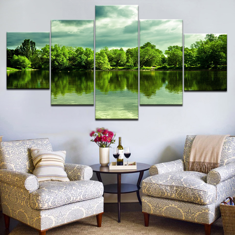 Aliexpress.com : Buy Paintings On Canvas Home Decor Wall