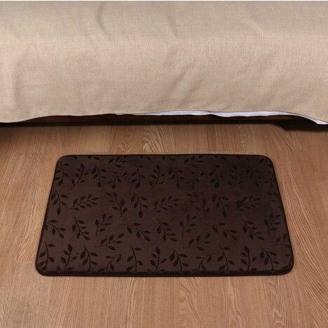 Tapis de sol corail velours cuisine salon salle de bain chambre tapis tapis
