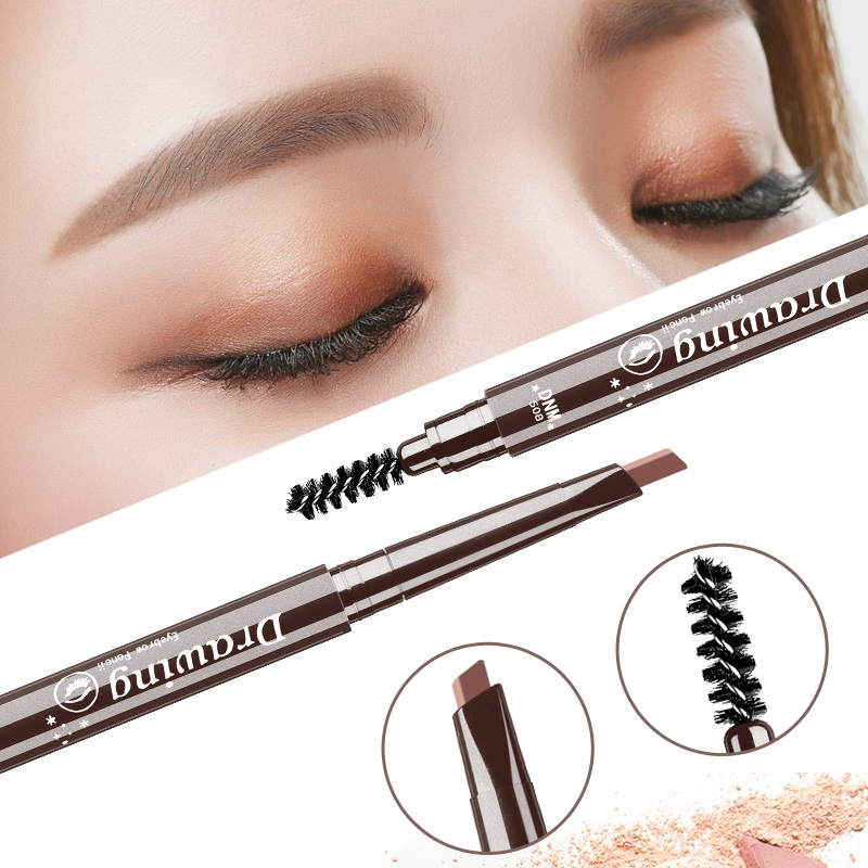 7 Color Eyebrow Pencil Tattoo Pencil Waterproof Eyebrow Pen Durable Coating Natural Long Lasting Beauty Makeup Product image