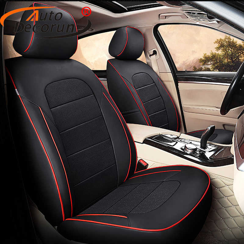 Prime Us 318 12 34 Off Autodecorun Genuine Leather Automobiles Seat Covers For Ford Mustang 2015 2019 Seat Cover Cowhide Car Cushion Support Accessorie In Andrewgaddart Wooden Chair Designs For Living Room Andrewgaddartcom