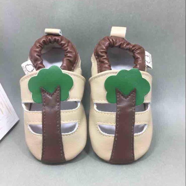 Leathe Sapatos de Bebê Meninas Primeiro Walkers Bebê Recém-nascido Menina Sapatos de Sola Macia de Couro Genuíno Mocassins Chinelos Bebê sapatos infantil