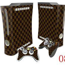 OST Наклейка в клетку для microsoft Xbox 360 стикер для жирной кожи наклейка для Xbox 360