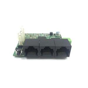 Image 3 - 3 port 10/100 Mbps bezprzewodowej sieci Ethernet moduł routera konstrukcja modułu Ethernet moduł routera Ethernet płytka obwodów drukowanych OEM płyta główna