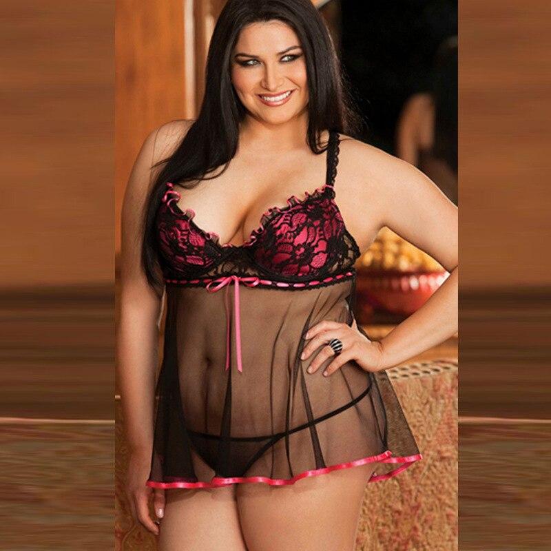 Sexy Lingerie For Heavy Women 77