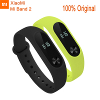Original Xiaomi Mi Band 2 Smart Bracelet Heart Rate Monitor Waterproof Smart Band Mi Band 2