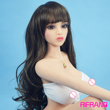 Rifrano sex toys 135cm silicone sex doll male for adult lifelike sex dolls for anal vagina sex with real feeling
