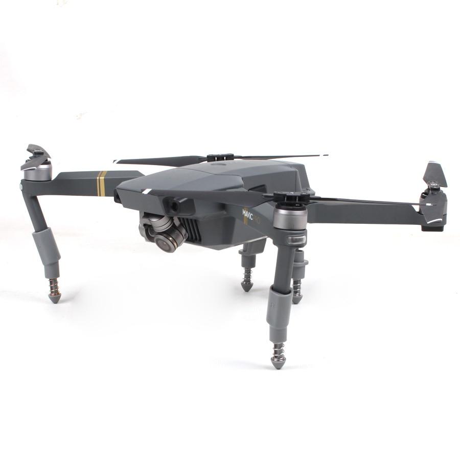 1 Satz, Landegestell mit erhöhter Stoßdämpfung Stabilisatoren für - Kamera und Foto - Foto 6