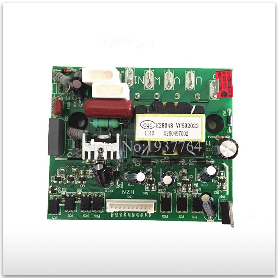 good working for Air conditioning Power module frequency conversion board 0010400475 KFR-25GW*2/BPF good working for air conditioning power module frequency conversion board kfr 58lw bpf bpjxf 0010403366 used